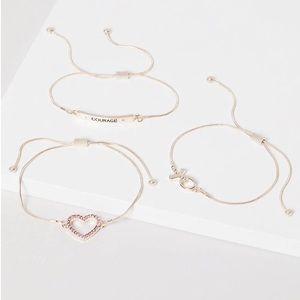 NWT Bracelet Set